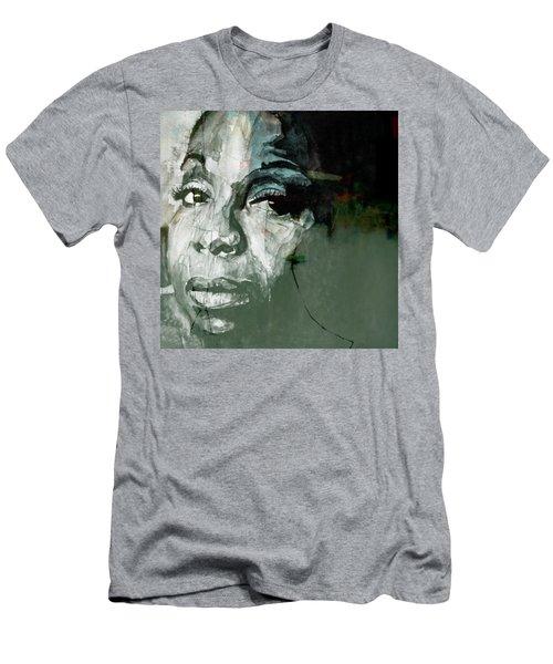 Mississippi Goddam Men's T-Shirt (Slim Fit) by Paul Lovering