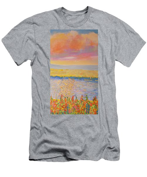 Missouri River Men's T-Shirt (Athletic Fit)