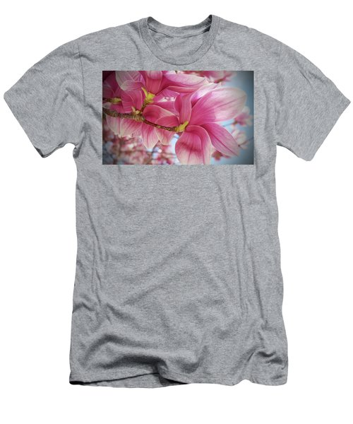 Misty Magnolia Men's T-Shirt (Athletic Fit)