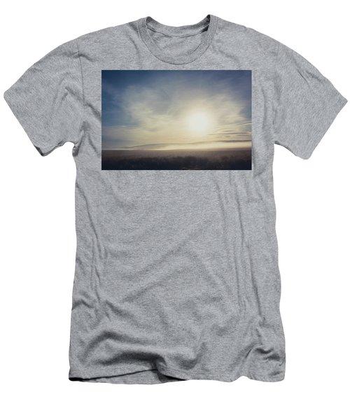 Misty Moorland Men's T-Shirt (Athletic Fit)