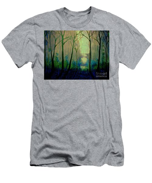 Misty Morning 2 Men's T-Shirt (Athletic Fit)