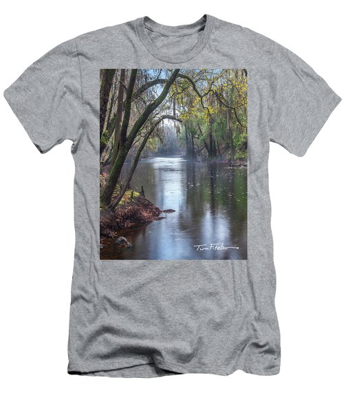 Misty River Men's T-Shirt (Athletic Fit)