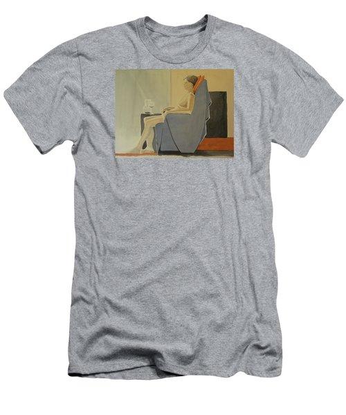 Modell Akvarell 2013 06 15-16 133 Men's T-Shirt (Athletic Fit)