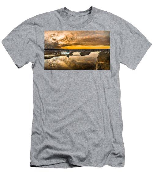 Mohegan Sun Sunset Men's T-Shirt (Athletic Fit)