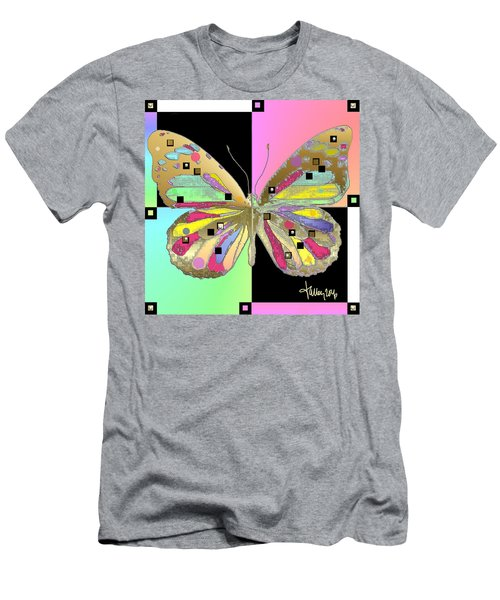 Moment Of Transformation II Men's T-Shirt (Athletic Fit)