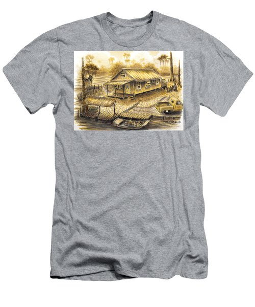 Momma's Heavenly Mansion Men's T-Shirt (Athletic Fit)