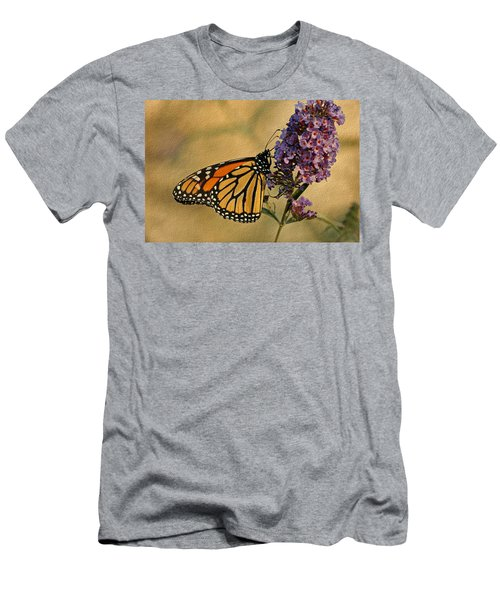 Monarch Butterfly Men's T-Shirt (Athletic Fit)