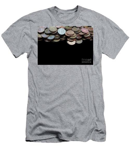 Money Games Men's T-Shirt (Athletic Fit)