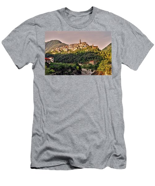 Montalto Ligure - Italy Men's T-Shirt (Athletic Fit)