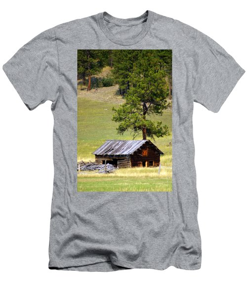 Montana Ranch 2 Men's T-Shirt (Athletic Fit)