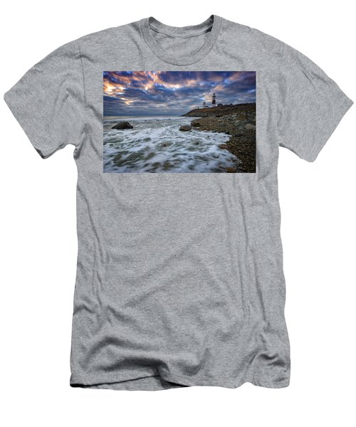 Montauk Morning Men's T-Shirt (Athletic Fit)