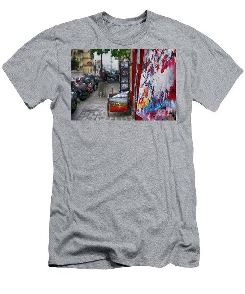 Montmartre Men's T-Shirt (Athletic Fit)