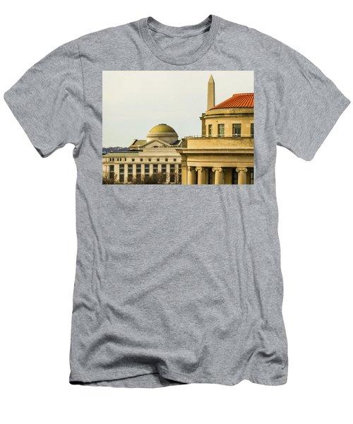 Monumental Men's T-Shirt (Athletic Fit)