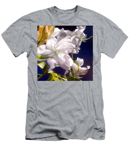 Moon Glow Men's T-Shirt (Athletic Fit)