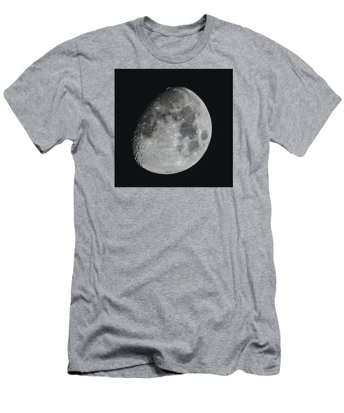 Moon On Day 12 Men's T-Shirt (Athletic Fit)