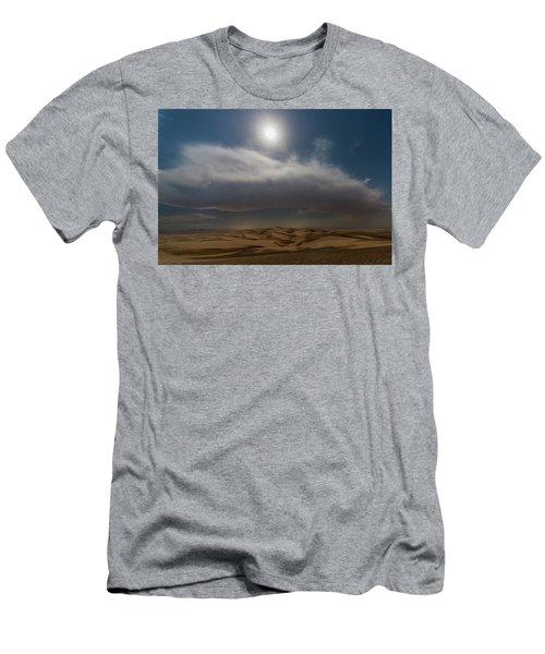 Moon Sparkle Men's T-Shirt (Athletic Fit)