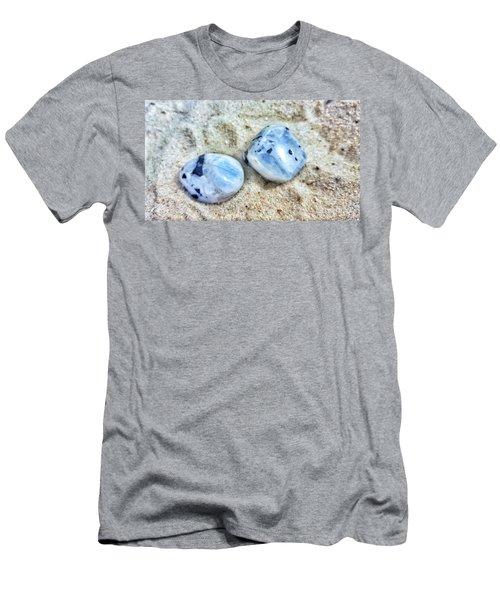 Moonstones Men's T-Shirt (Slim Fit) by Rachel Hannah