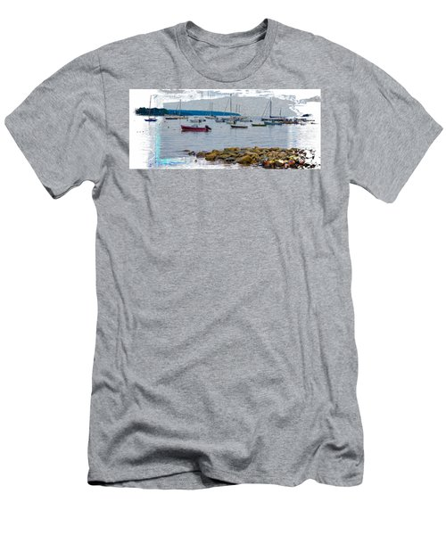 Moorings Mug Shot Men's T-Shirt (Athletic Fit)