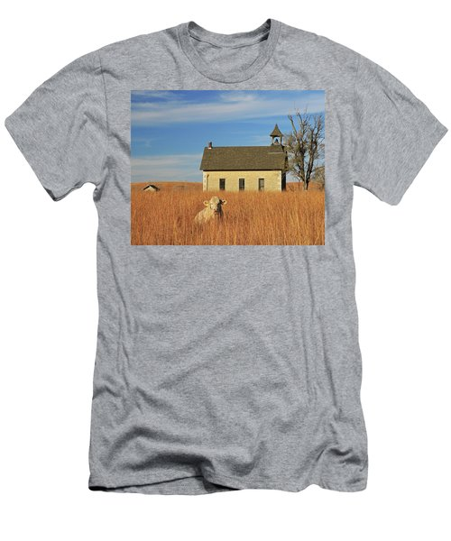 Moo's That? Men's T-Shirt (Athletic Fit)