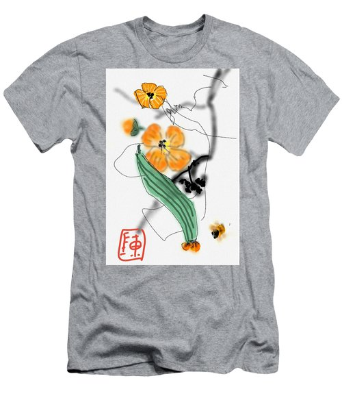 More Bitter Melon  Men's T-Shirt (Athletic Fit)