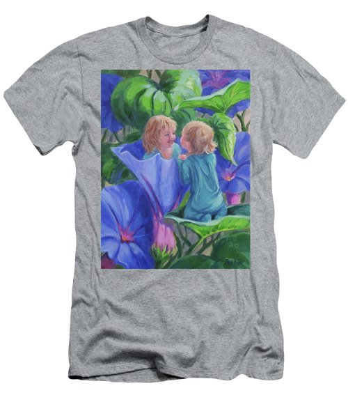 Morning Glories Men's T-Shirt (Athletic Fit)