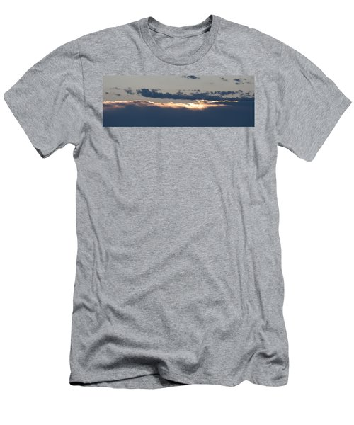 Morning Has Broken Men's T-Shirt (Slim Fit) by Allen Carroll