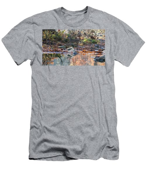 Morning In The Woods Men's T-Shirt (Athletic Fit)
