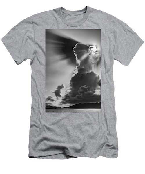 Morning Shadow Men's T-Shirt (Athletic Fit)