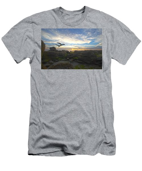 Morning Song Men's T-Shirt (Athletic Fit)
