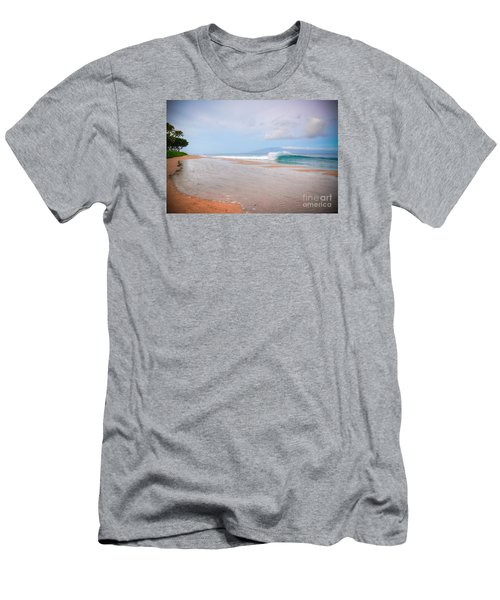 Morning Wave Men's T-Shirt (Slim Fit) by Kelly Wade