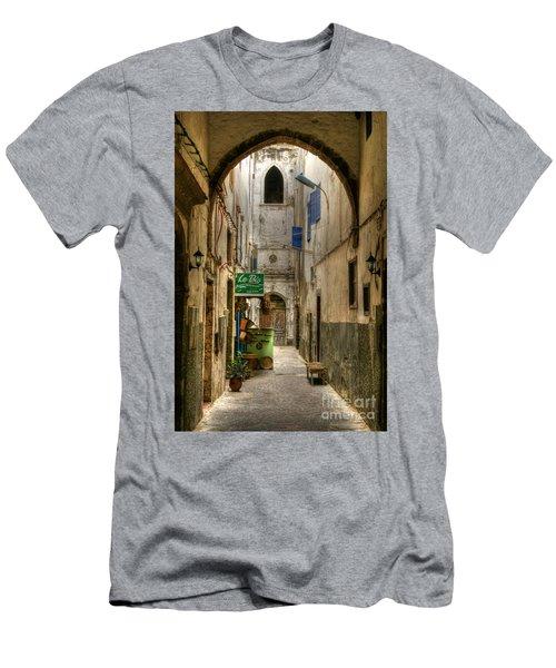 Moroccan Medina Men's T-Shirt (Athletic Fit)