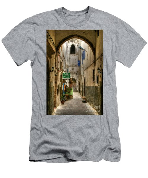 Moroccan Medina Men's T-Shirt (Athletic Fit)