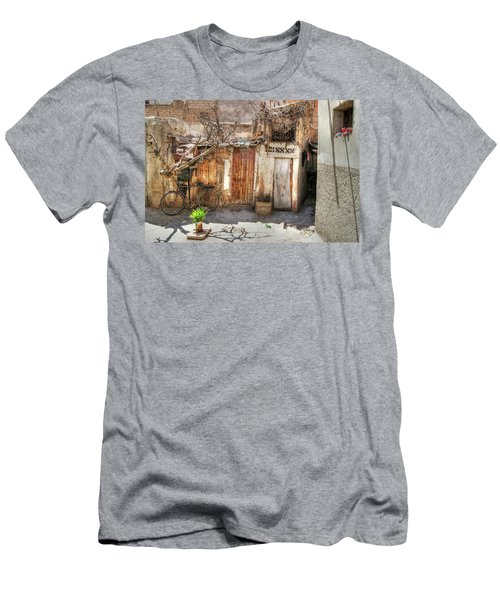 Moroccan Shanty Men's T-Shirt (Athletic Fit)