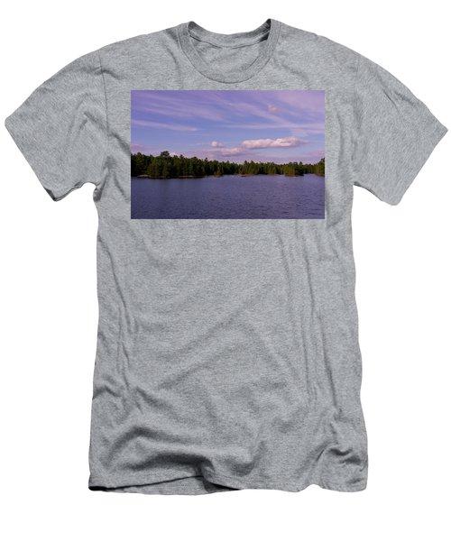 Morris Island Men's T-Shirt (Athletic Fit)