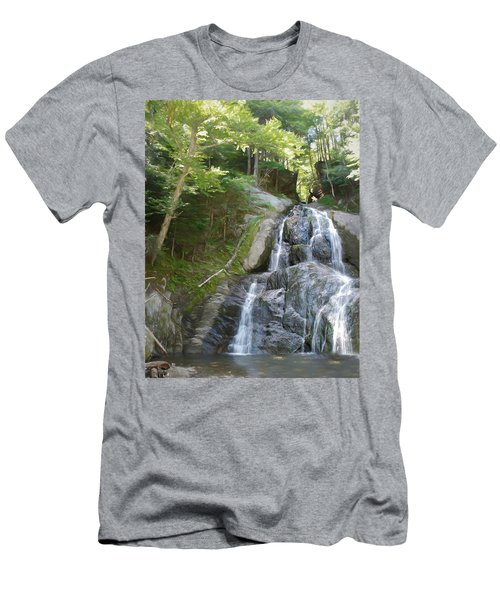 Mose Glenn Falls Granville Vt. Men's T-Shirt (Athletic Fit)