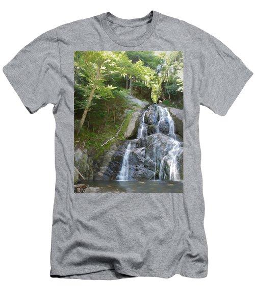 Mose Glenn Falls Granville Vt. Men's T-Shirt (Athletic Fit)