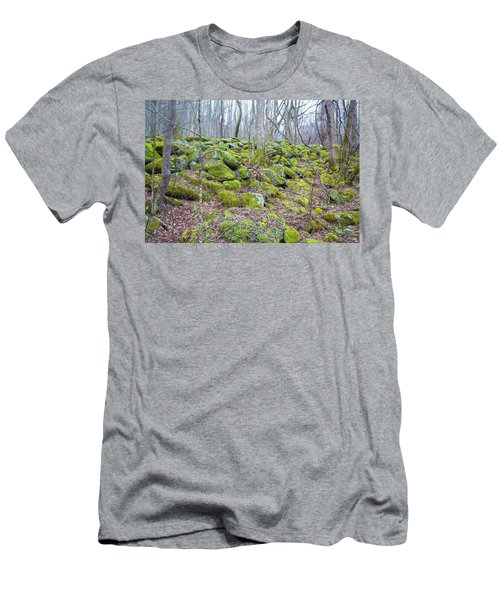 Moss - Gatlinburg Men's T-Shirt (Athletic Fit)