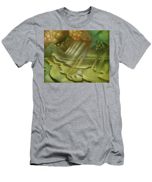 Mother Ship Men's T-Shirt (Athletic Fit)