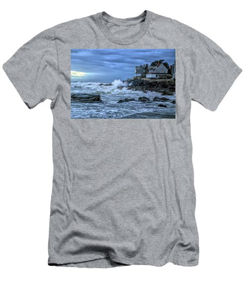Mother's Beach  Men's T-Shirt (Athletic Fit)