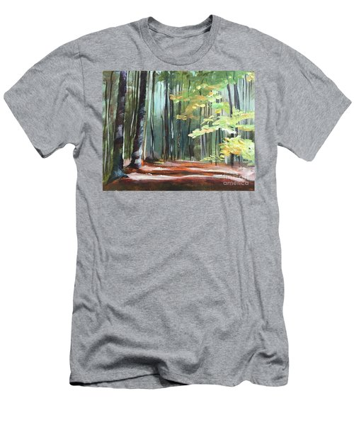 Mother's Day Gift Men's T-Shirt (Athletic Fit)