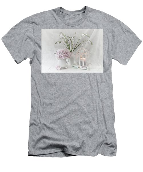 Mother...tell Me Your Memories Men's T-Shirt (Slim Fit) by Sherry Hallemeier