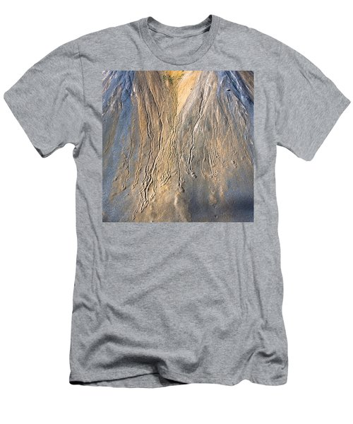 Mountain Abstract 3 Men's T-Shirt (Athletic Fit)