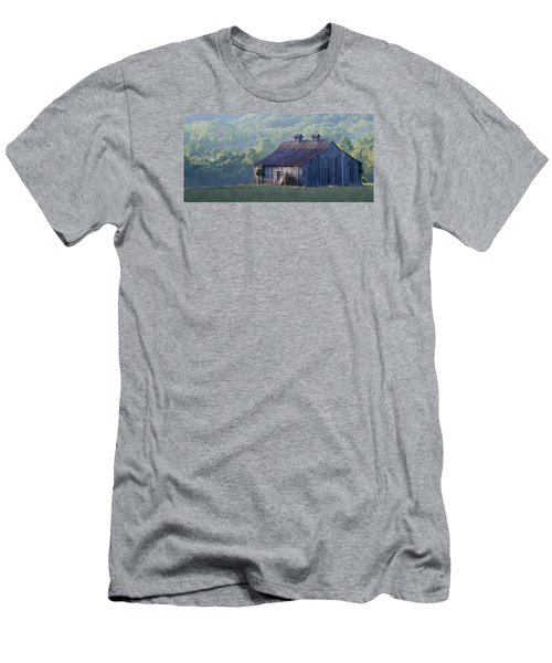Mountain Cabin Men's T-Shirt (Athletic Fit)