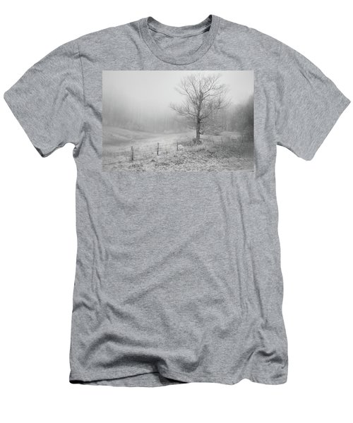 Mountain Mist Men's T-Shirt (Slim Fit) by William Beuther