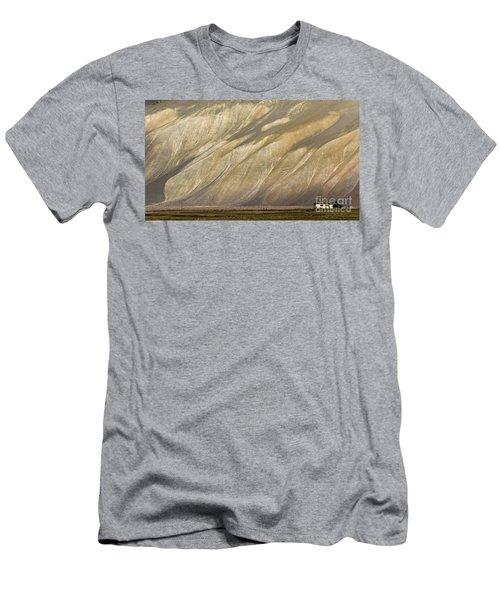 Mountain Patterns, Padum, 2006 Men's T-Shirt (Athletic Fit)