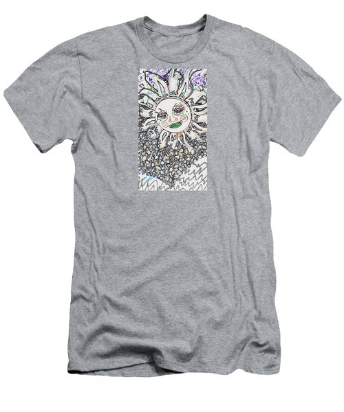 Mountain Sun Men's T-Shirt (Athletic Fit)