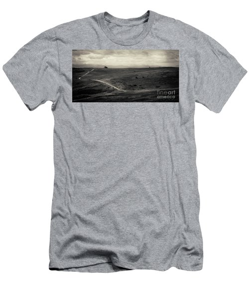 Mountain Trail Men's T-Shirt (Athletic Fit)
