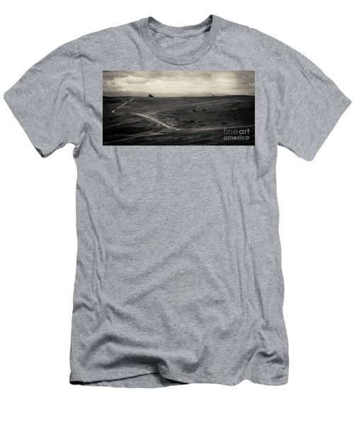 Mountain Trail Men's T-Shirt (Athletic Fit)