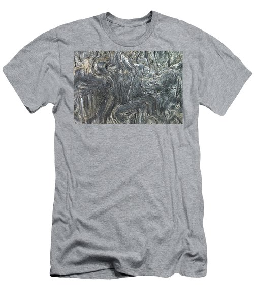 Movement In The Earth Men's T-Shirt (Athletic Fit)