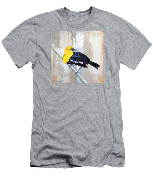 Mr. Curious Men's T-Shirt (Athletic Fit)